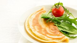 Millefeuilles d'omelette
