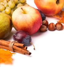 fruits et légumes de saison l'automne